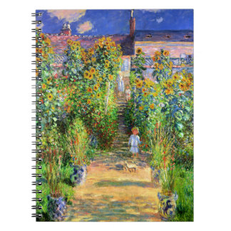 Claude Monet: Monet's Garden at Vétheuil Notebook