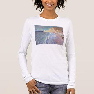 Claude Monet | Morning at Etretat Long Sleeve T-Shirt