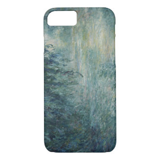 Claude Monet - Morning on the Seine iPhone 7 Case