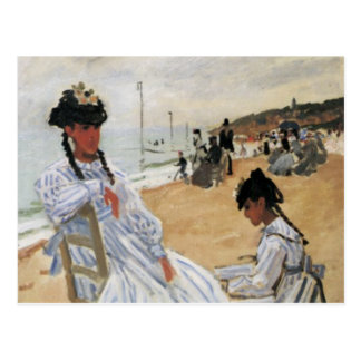 Claude Monet Mother and Child Mother's Day Card