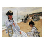 Claude Monet Mother and Child Mother's Day Card Postcards