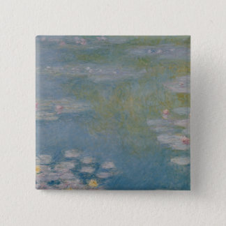 Claude Monet | Nympheas at Giverny, 1908 Button
