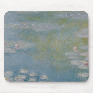 Claude Monet | Nympheas at Giverny, 1908 Mouse Pad