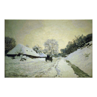 Claude Monet - Orsay-brut Poster