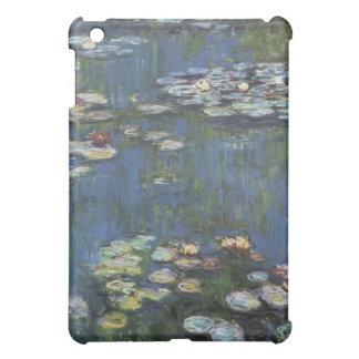 Claude Monet Painting Fine Art iPad Case