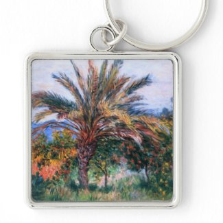 Claude Monet: Palm Tree at Bordighera