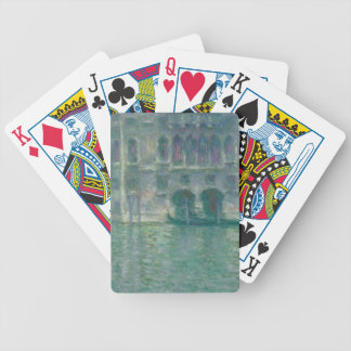 Claude Monet | Panoramic View of the Ile-de-France Bicycle Playing Cards
