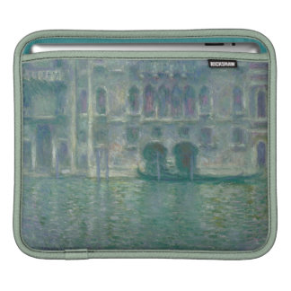 Claude Monet | Panoramic View of the Ile-de-France iPad Sleeve