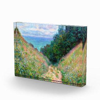 Claude Monet: Path at La Cavee Pourville Award