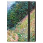 Claude Monet: Path at La Cavee Pourville iPad Case