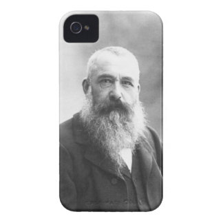 Claude Monet Photo by Felix Nadar in 1899 iPhone 4 Case