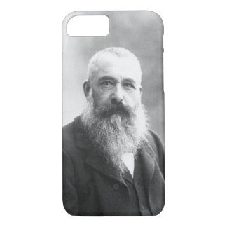 Claude Monet Photo by Felix Nadar in 1899 iPhone 7 Case