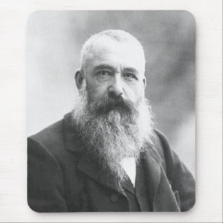 Claude Monet Photo by Felix Nadar in 1899 Mouse Pad