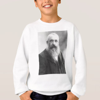 Claude Monet Photo by Felix Nadar in 1899 Sweatshirt