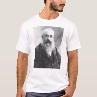Claude Monet Photo by Felix Nadar in 1899 T-Shirt
