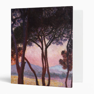 Claude Monet: Pines Binder