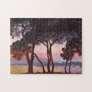 Claude Monet: Pines Jigsaw Puzzles