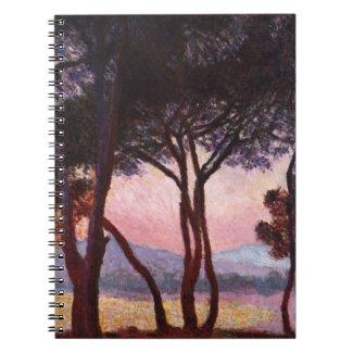 Claude Monet: Pines