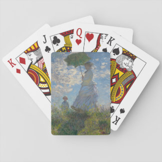 Claude Monet Playing Cards