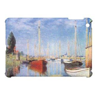 Claude Monet: Pleasure Boats at Argenteuil