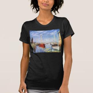 Claude Monet: Pleasure Boats at Argenteuil T-Shirt