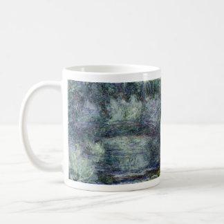 Claude Monet - Pont Japonais Japanilainen silta Classic White Coffee Mug