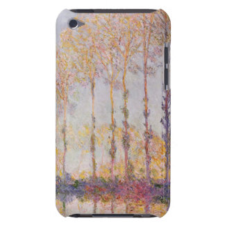 Claude Monet   Poplars on the Banks of the Epte Barely There iPod Case