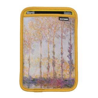 Claude Monet   Poplars on the Banks of the Epte Sleeve For iPad Mini