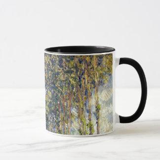 Claude Monet - Poplars on the Epte Mug