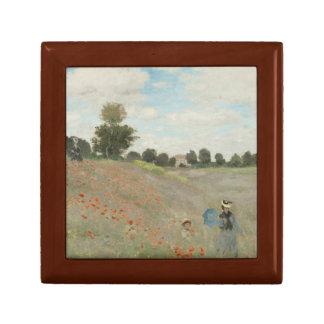 Claude Monet - Poppy Field Gift Box