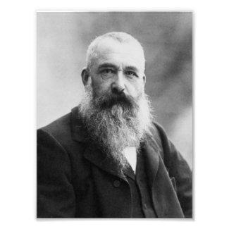 Claude Monet Portrait Photo
