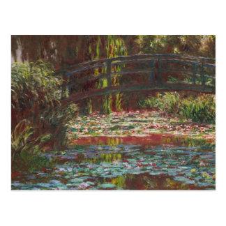 Claude Monet Postal