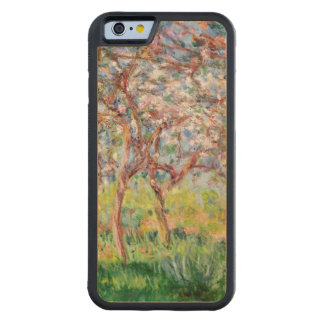 Claude Monet | Printemps a Giverny, 1903 Carved Maple iPhone 6 Bumper Case