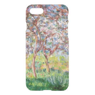 Claude Monet | Printemps a Giverny, 1903 iPhone 7 Case