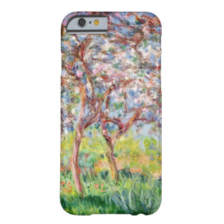 Claude Monet | Printemps a Giverny Barely There iPhone 6 Case