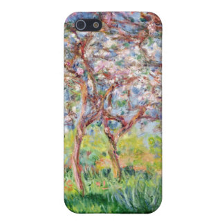 Claude Monet | Printemps a Giverny Cover For iPhone SE/5/5s