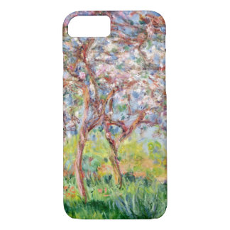 Claude Monet | Printemps a Giverny iPhone 7 Case