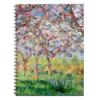 Claude Monet | Printemps a Giverny Notebook