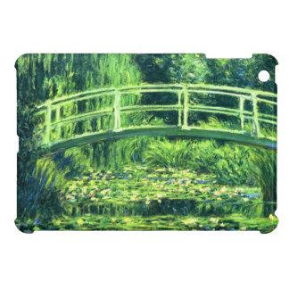 Claude Monet: Puente sobre una charca de los