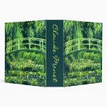 Claude Monet: Puente sobre una charca de los lirio