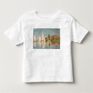 Claude Monet | Regatta at Argenteuil, c.1872 Toddler T-shirt
