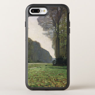 Claude Monet | Road to Bas-Breau, Fontainebleau OtterBox Symmetry iPhone 7 Plus Case