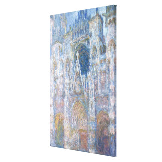 Claude Monet | Rouen Cathedral Canvas Print