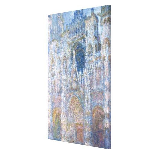 Claude Monet | Rouen Cathedral Canvas Print