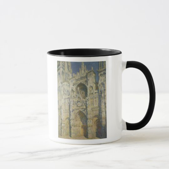 Claude Monet | Rouen Cathedral in Full Sunlight Mug