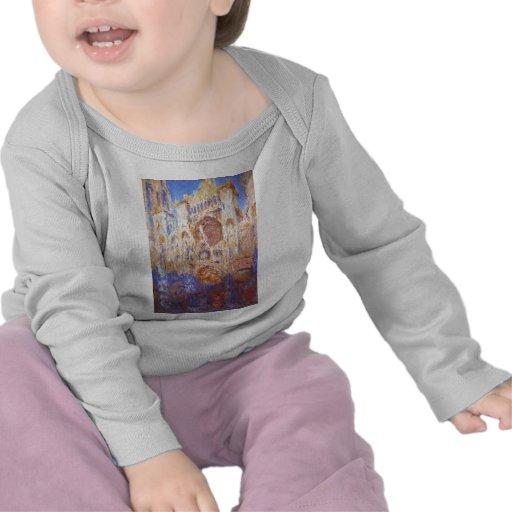 Claude Monet - Rouen Cathedral T-shirt