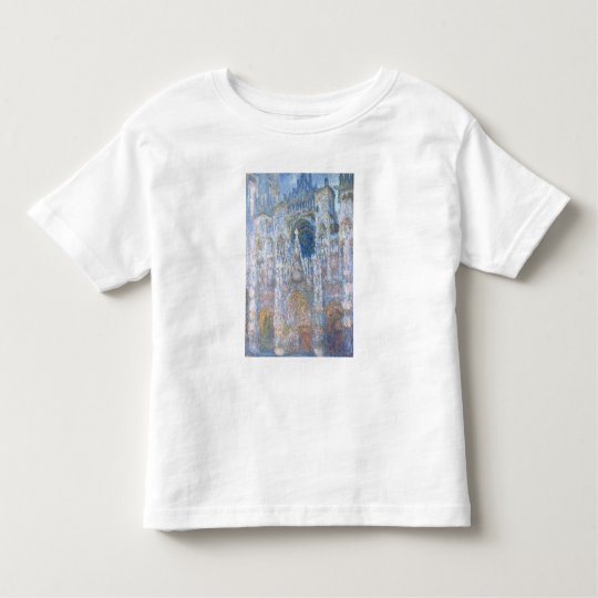 Claude Monet | Rouen Cathedral Toddler T-shirt