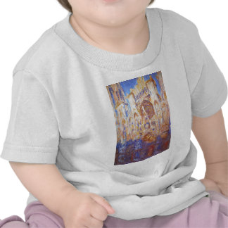 Claude Monet - Rouen Cathedral Shirts