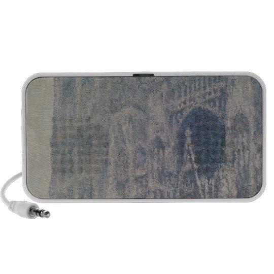 Claude Monet | Rouen Cathedral, West Portal Mini Speaker
