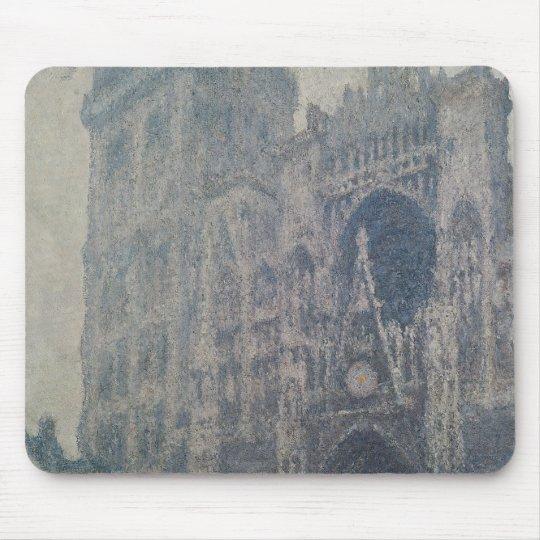 Claude Monet | Rouen Cathedral, West Portal Mouse Pad